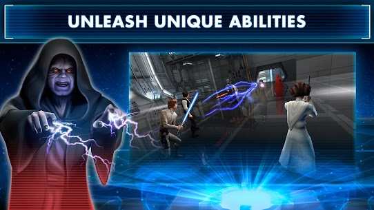 Star War Galaxy of Heroes 0.9.242934 (Unlimited Crystals) MOD Apk 4