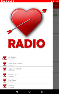 Love Songs & Valentine RADIO- screenshot thumbnail