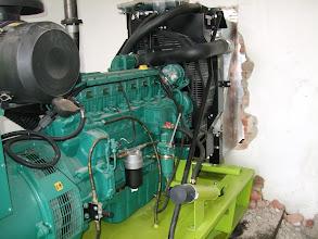 Photo: Generator Volvo 205 kva, Rezervele de Stat, Codlea