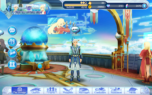 Tales of the Rays Screenshot