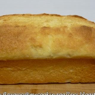 Classic Butter Crust Bread