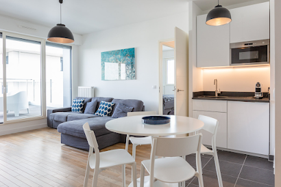Rond-Point Victor Hugo Serviced Apartment