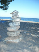Photo: Sur la plage de Sougia