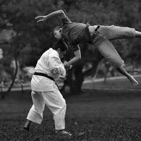 bantingan maut by Vian Arfan - Sports & Fitness Other Sports