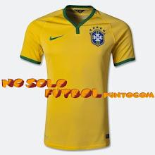 Photo: Brasil 1ª Mundial 2014 * Camiseta Manga Corta * Camiseta Manga Larga * Camiseta Mujer * Camiseta Niño con pantalón