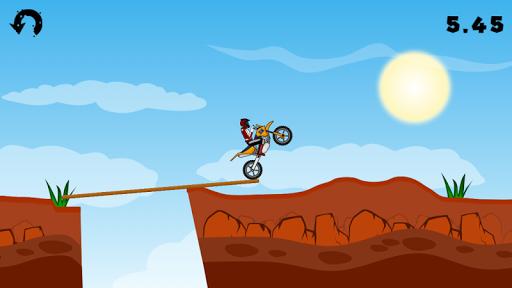 Bollywood Bike race
