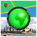 MapCam - Geo Camera & Collages icon