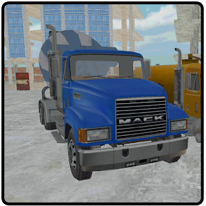 Construction Site Trucks for PC and MAC