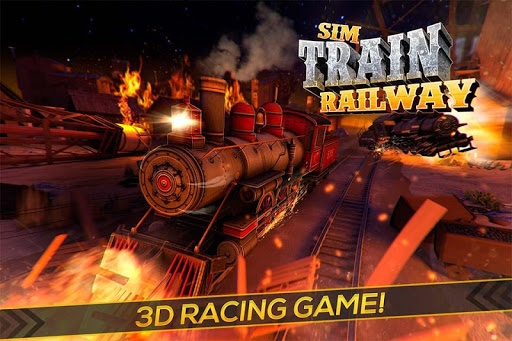 Sim Train Railway Apk Download Free for PC, smart TV