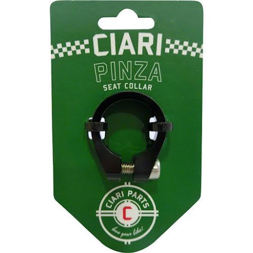 Ciari Pinza Seat Collar 25.4mm Black