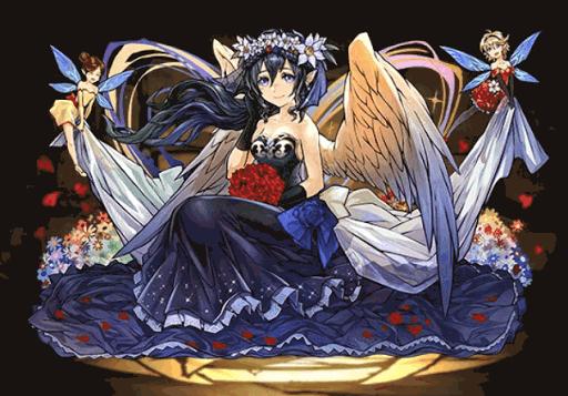 星夜の花嫁・ペルセポネ