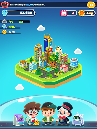 Game of Earth: Virtual City Manager - screenshot