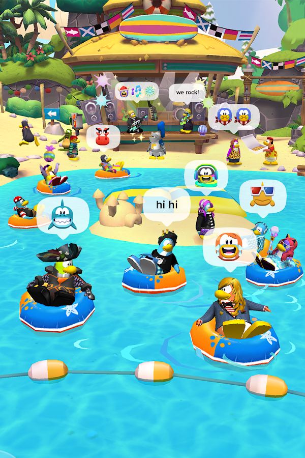 Club Penguin Island Android Apps On Google Play