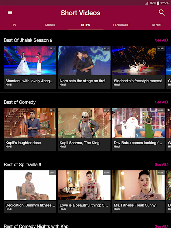 JioCinema Movies TV Music 1.2.11 screenshot 614945