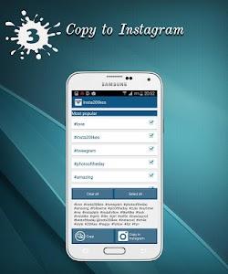 Insta20likes - tags Instagram screenshot 2