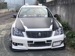 クラウンアスリート GRS181 18年式 60thスペシャルエディション特別仕様車のカスタム事例画像 薩摩乃風さんの2020年02月11日16:59の投稿