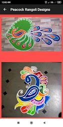 Rangoli Design Dewali 2019 Images Free APK screenshot thumbnail 2