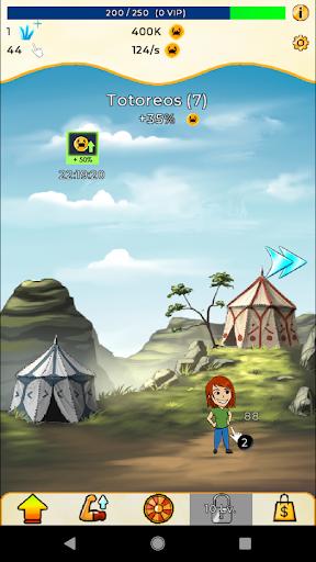 Wealth Idle Clicker mod apk 1.0.42 screenshots 1
