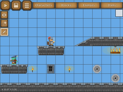 Epic Game Maker - Create and Share Your Levels! screenshots 12