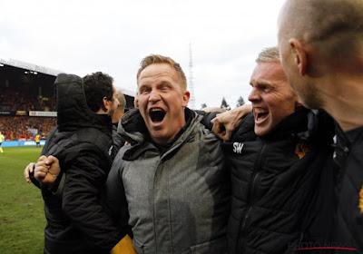 """Wouter Vrancken : """"Après un an de purgatoire, nous voilà de retour en D1A, que cela plaise ou non !"""""""