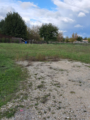 Vente terrain 1145 m2