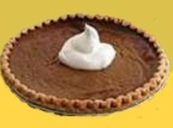 13 Colonies Molasses Pumpkin Pie Recipe