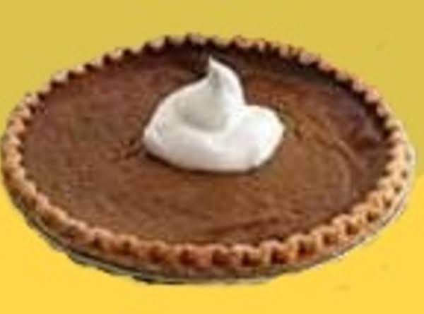13 Colonies Molasses Pumpkin Pie Recipe