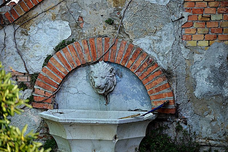 La fontana di ninoste