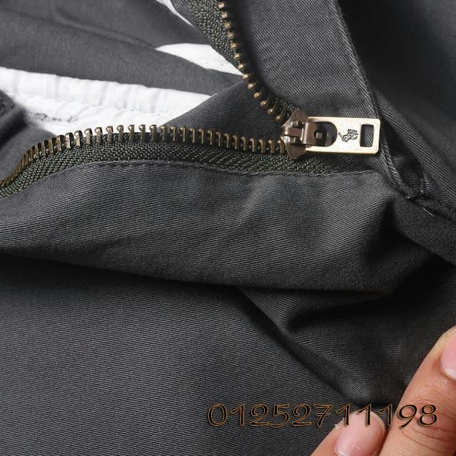 quần kaki nam vải co giãn made in vietnam hàng hiệu xuất khẩu