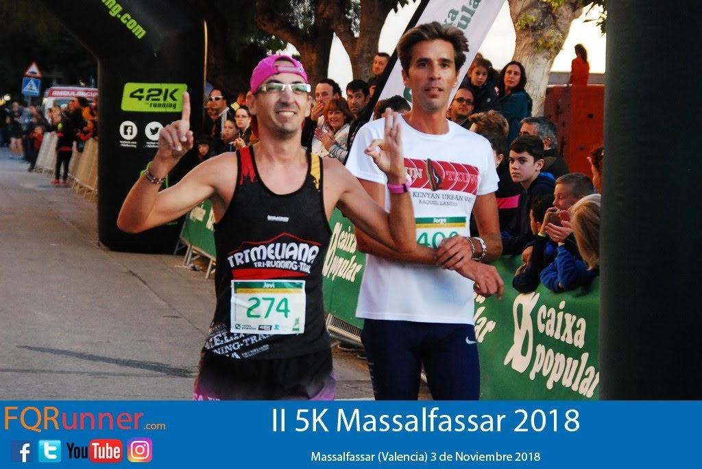 Javier Hernandez Olmo del Trt Meliana Tri-running-trail