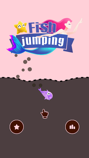 とびだせ 可愛い魚-人気ゲーム