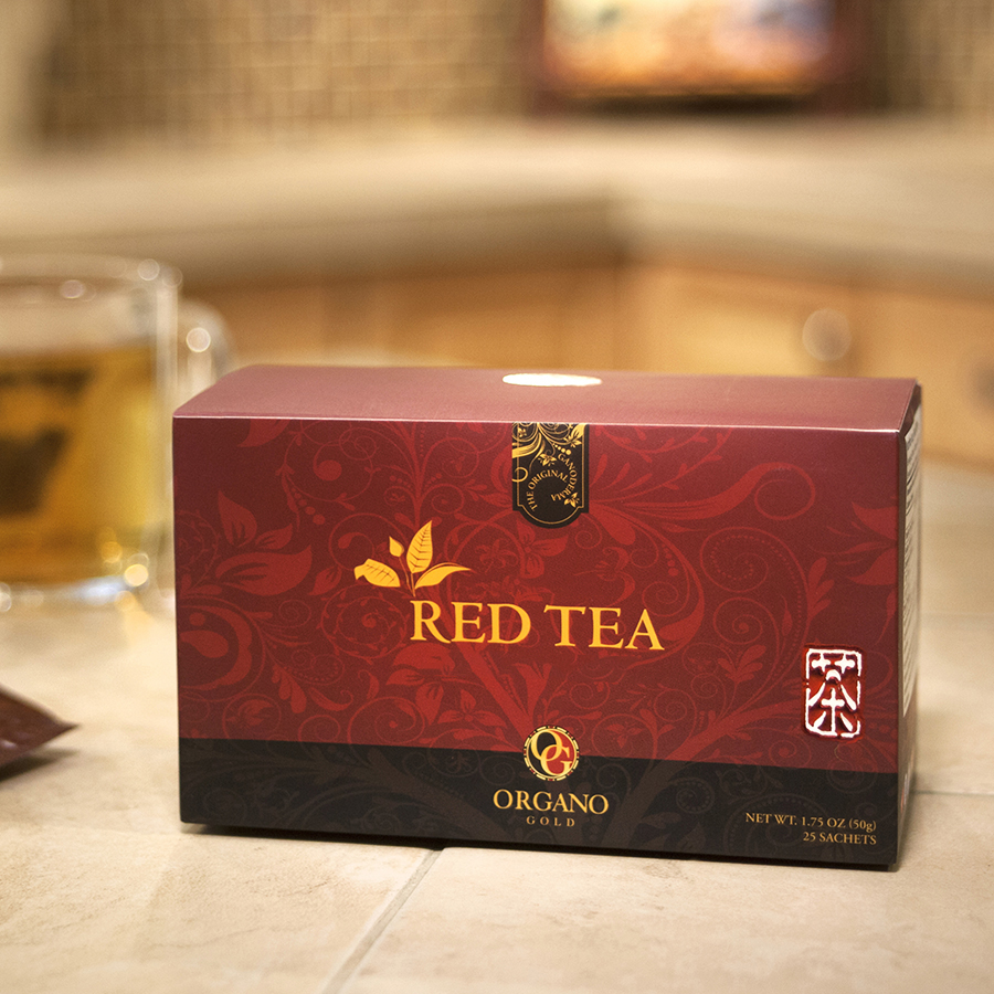 Red Tea Image