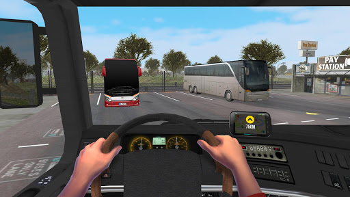 Coach Bus Simulator 2017 1.4 screenshots 8