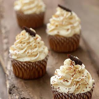 Tres Leches Cupcake.