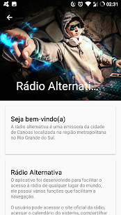 Rádio Alternativa RS - náhled