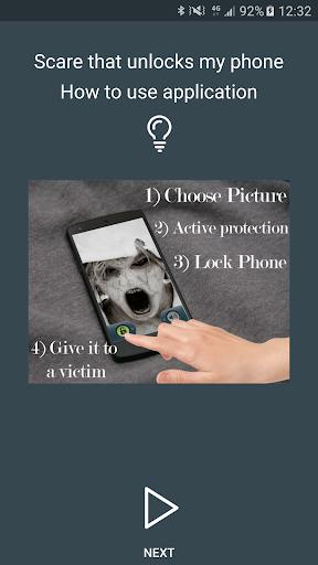 Fright who unlocks my phone  screenshots 2