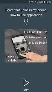 Fright who unlocks my phone - náhled