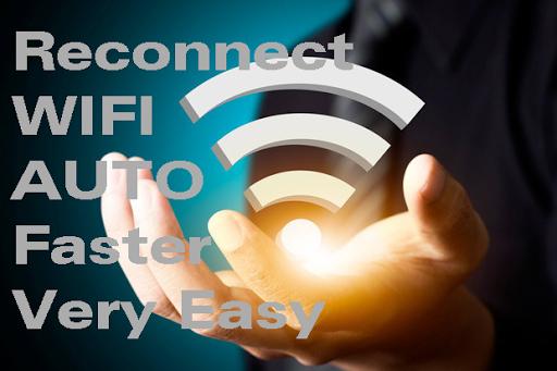WiFiの再接続の高速化