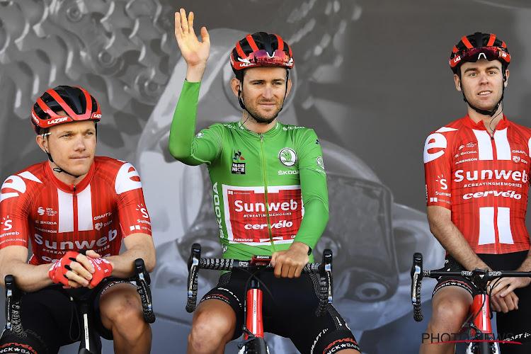 Sunweb speelt zijn Belgen uit: Benoot kopman in Tour, Van Wilder maakt mogelijk debuut in andere grote ronde