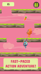 Speedy Bunny: Run, Jump & Tilt screenshot 4