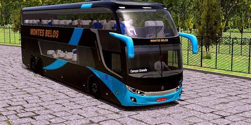 Skins World Bus Driving Simulator 9.2 screenshots 3