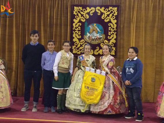 Pelota Valenciana  Subcampeón Trofeo Delegación: Falla Duc de Gaeta – Pobla de Farnals