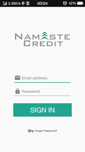 Namaste Credit Lender App- screenshot thumbnail