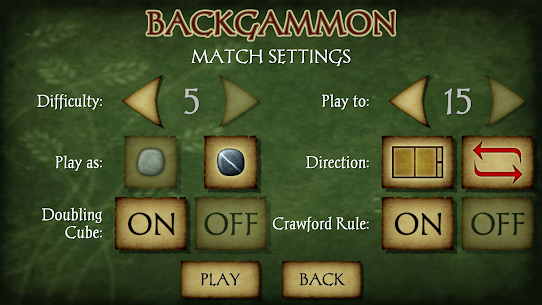 Backgammon APK 4