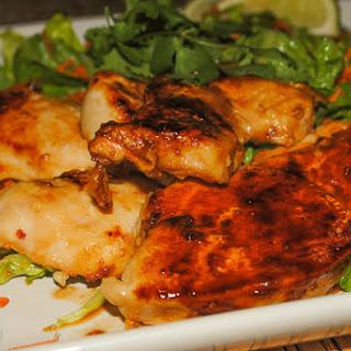 Honey Garlic Chicken Recipe from Fast Paleo Top 100