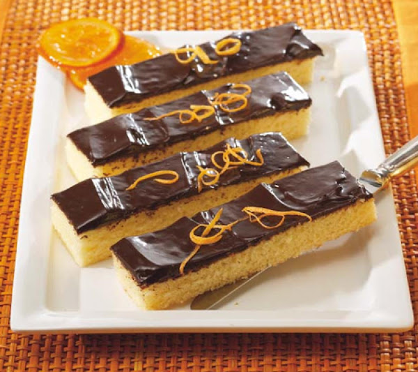 Orange Soda Cake Recipe