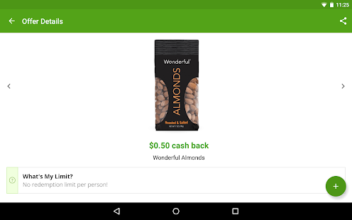 Snap by Groupon: Grocery Deals- screenshot thumbnail