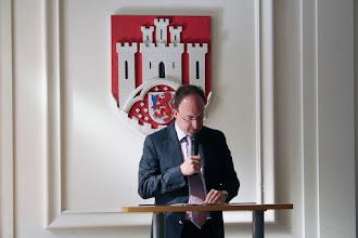 Photo: Empfang beim Bürgermeister