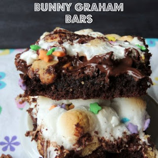 S'mores Bunny Graham Bars