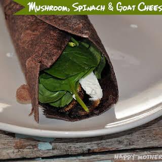 Portobello Mushroom Wrap Recipes.